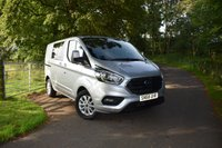 USED 2018 68 FORD TRANSIT CUSTOM 2.0 300 LIMITED DCIV L1 H1 1d 129 BHP