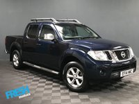 USED 2014 14 NISSAN NAVARA 2.5 DCI TEKNA 4X4 DCB (NO VAT) * 0% Deposit Finance Available
