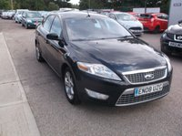 USED 2008 08 FORD MONDEO 2.0 TITANIUM 140 TDCI 5d 140 BHP Part Exchange Priced To Sell.