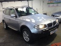 USED 2006 06 BMW X3 3.0 D SE 5d AUTO 215 BHP PX TO CLEAR