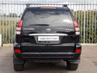 USED 2007 07 TOYOTA LAND CRUISER 3.0 INVINCIBLE D-4D 8STR 5d AUTO 171 BHP