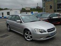 2006 SUBARU LEGACY 2.0 R SPORTS TOURER AWD 5d AUTO 165 BHP £2995.00