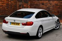 USED 2015 15 BMW 4 SERIES 2.0 420d M Sport Gran Coupe (s/s) 5dr **NOW SOLD**