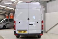 USED 2015 65 MERCEDES-BENZ SPRINTER 2.1 CDI 313 Extra High Roof Panel Van 4dr (LWB) FULL MERCEDES SERVICE HISTORY