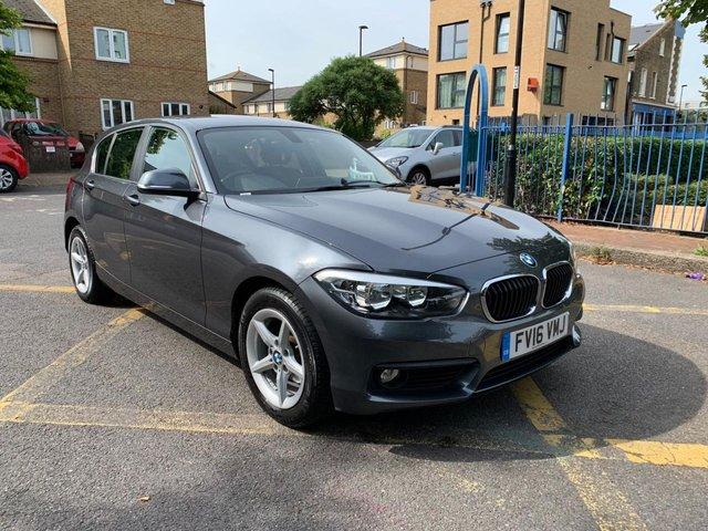 2016 16 BMW 1 SERIES 1.5 118I SE 5d AUTO 134 BHP