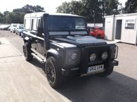 2012 LAND ROVER DEFENDER 2.4 110 TD XS STATION WAGON 5d 121 BHP £27500.00