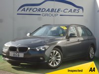 USED 2016 16 BMW 3 SERIES 2.0 316D SE TOURING 5d AUTO 114 BHP