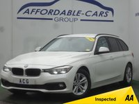 USED 2016 65 BMW 3 SERIES 2.0 320D ED PLUS TOURING 5d AUTO 161 BHP