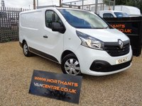USED 2016 16 RENAULT TRAFIC 1.6 SL29 BUSINESS PLUS DCI L/R 5d 115 BHP SWB