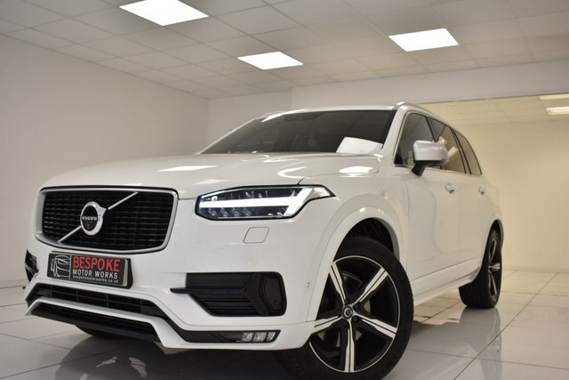 2015 65 VOLVO XC90 2.0 D5 R-DESIGN AWD AUTOMATIC