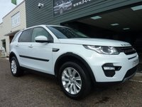 2015 LAND ROVER DISCOVERY SPORT 2.2 SD4 SE TECH 5d AUTO 190 BHP £19995.00