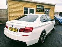 USED 2015 06 BMW 5 SERIES 2.0 520D M SPORT 4d AUTO 188 BHP 2015 BMW 520d M-Sport Auto  ****FINANCE AVAILABLE**** £69 per week  .