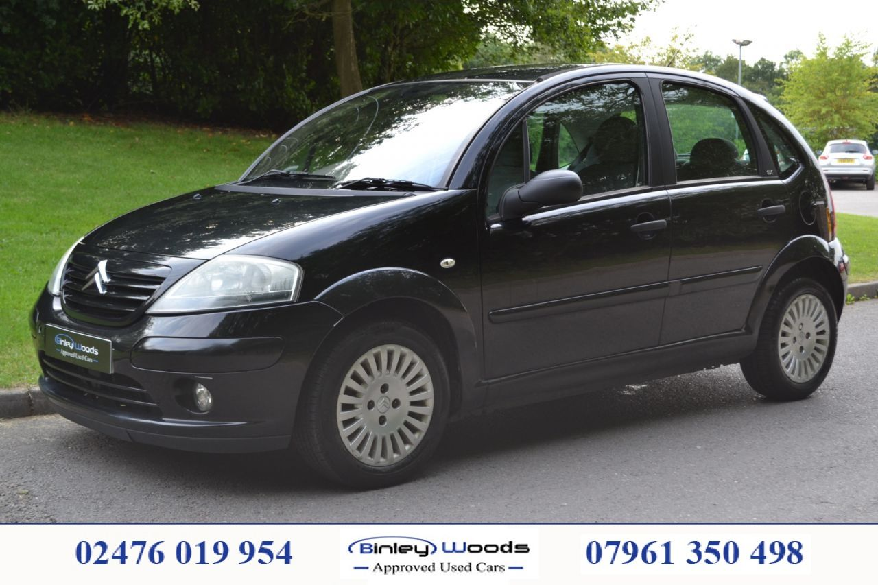 2005 Citroen C3 SX £1,499