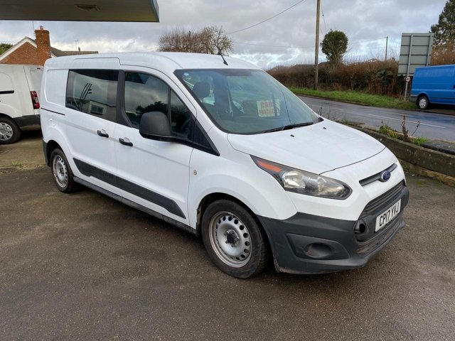 USED 2017 17 FORD TRANSIT CONNECT 1.5 230 DCIV 1d 100 BHP
