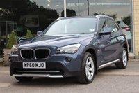 2011 BMW X1 2.0 XDRIVE20D SE 5d 174 BHP £7495.00