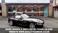 USED 2007 57 BMW Z4 2.0 Z4 I SE ROADSTER 2d 150 BHP