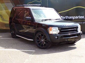 2007 LAND ROVER DISCOVERY 2.7 AUTOMATIC 3d 144 BHP 7 SEATS 1 OWNER £9995.00