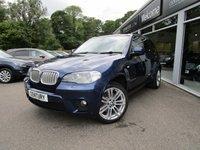 2013 BMW X5 3.0 XDRIVE40D M SPORT 5d 302 BHP £15895.00