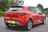 USED 2018 68 RENAULT CLIO 0.9 GT LINE TCE 5d 89 BHP