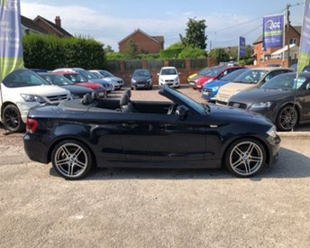 2013 BMW 1 SERIES 2.0 120D SPORT PLUS EDITION 2d 175 BHP £11595.00