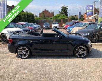 2013 BMW 1 SERIES 2.0 120D SPORT PLUS EDITION 2d 175 BHP £11595.00