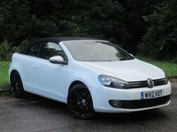 USED 2012 12 VOLKSWAGEN GOLF 1.4 GT TSI 2d 159 BHP 1/2 LEATHER ALCANTARA INTERIOR