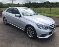 USED 2014 64 MERCEDES-BENZ E CLASS 2.1 E220 BLUETEC SE 4d 174 BHP AUTO 6 MONTHS PARTS+ LABOUR WARRANTY+AA COVER