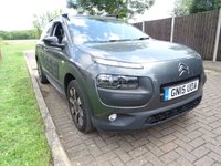 USED 2015 15 CITROEN C4 CACTUS 1.2 PURETECH FLAIR 5d LOW MILES! CLEAN CONDITION