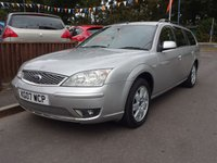 USED 2007 07 FORD MONDEO 2.2 TITANIUM X TDCi Estate *CRUISE*CLIMATE*SERVICE HISTORY*NEW MOT*ALLOYS*
