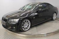 USED 2008 58 BMW 3 SERIES 3.0 325I M SPORT 2d 215 BHP