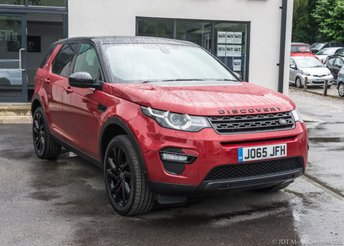 2015 LAND ROVER DISCOVERY SPORT 2.0 TD4 HSE LUXURY 5d AUTO 180 BHP BLACK PACK £24990.00