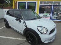USED 2014 64 MINI COUNTRYMAN 1.6 COOPER D ALL4 5d 112 BHP
