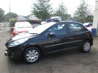 USED 2011 11 PEUGEOT 207 1.4 HDI ACTIVE 5d 68 BHP
