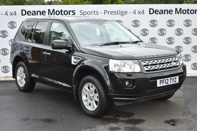 2012 12 LAND ROVER FREELANDER 2.2 SD4 XS 5d 190 BHP STUNNING VALUE