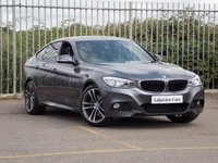 2015 BMW 3 SERIES 2.0 320D M SPORT GRAN TURISMO 5d AUTO 181 BHP £14945.00