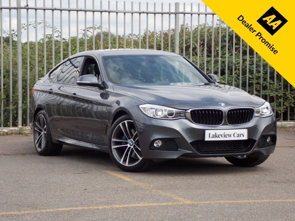 2015 BMW 3 Series 320d M Sport Gran Turismo £15,945