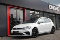 "USED 2017 67 VOLKSWAGEN GOLF 2.0 R TSI DSG 5d AUTO 306 BHP PAN ROOF*VW SERVICE PACK TILL 2022 *FULL VW SERVICE HISTORY *SAT NAV*19"" BLACK PRETORIA WHEELS*BLACK PACK*AUTO DSG*VIRTUAL COCK-PIT*FULL LEATHER HEATED SEATS*[PRIVACY GLASS*CRUISE CONTROL*AIR CONDITIONING*BLUETOOTH*DAB*PHONE PREP*PARKING SENSORS*HEATED FOLDING MIRRORS*2 KEYS*MANUFACTURERS WARRANTY*LED HEADLIGHTS*"