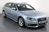 USED 2009 09 AUDI A4 2.0 AVANT TDI S LINE DPF 5d 141 BHP 3 OWNERS with 8 Stamp SERVICE HISTORY