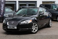 USED 2011 11 JAGUAR XF 3.0 TD V6 LUXURY 4d SALOON 240 BHP AUTOMATIC FULL SERVICE HISTORY * GREAT SPEC * FINANCE AVAILABLE / PX WELCOMED *