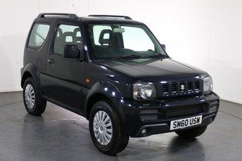 2010 SUZUKI JIMNY 1.3 SZ3 3d 85 BHP £6995.00