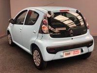 USED 2012 62 CITROEN C1 1.0 VTR 5d 67 BHP BOTTICELLI BLUE  £0 ROAD TAX