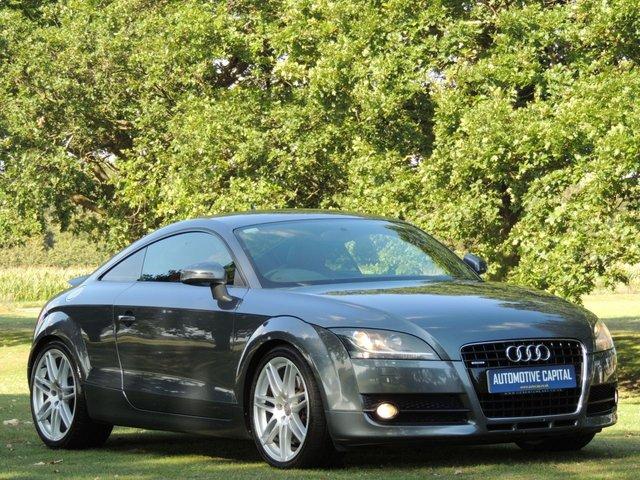 2008 08 AUDI TT 3.2 QUATTRO 3d 250 BHP
