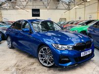 USED 2019 19 BMW 3 SERIES 2.0 330i M Sport Auto (s/s) 4dr M PERFORMANCE KIT 20S WOW !