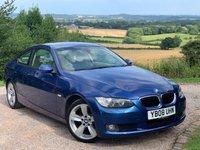 USED 2008 08 BMW 3 SERIES 2.0 320I SE 2d 168 BHP
