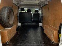 USED 2007 57 MERCEDES-BENZ VITO 2.1 111 CDI COMPACT SWB  SWB, PLY LINED, TIDY VAN, LONG MOT, BARN DOORS