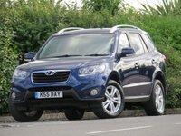 USED 2010 60 HYUNDAI SANTA FE Hyundai Santa Fe 2.2 CRDi Premium 5dr (7 seats)