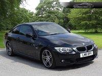 2011 BMW 3 SERIES 2.0 320I M SPORT 2d 168 BHP £7995.00
