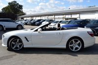 USED 2013 13 MERCEDES-BENZ SL 4.7 SL500 BlueEFFICIENCY 7G-Tronic (s/s) 2dr SATNAV,FINANCE,WARRANTY,ULEZ