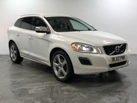 USED 2013 62 VOLVO XC60 2.4 D4 R-DESIGN AWD 5d AUTO 161 BHP TOP SPEC VEHICLE WITH MANY EXTRAS