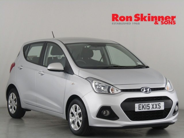 View our 2015 15 HYUNDAI I10 1.2 SE 5d 86 BHP